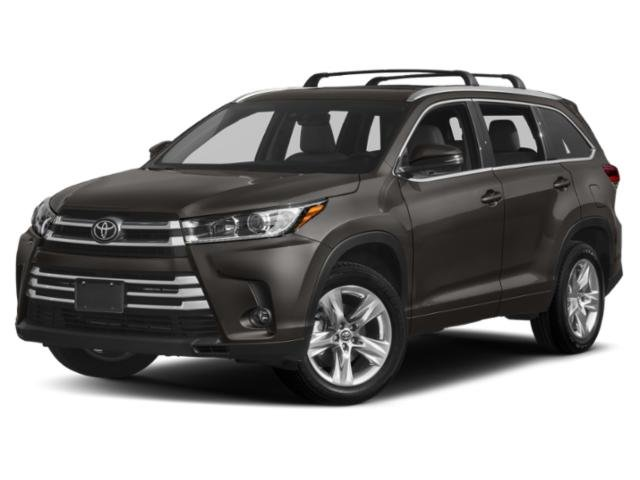 2019 Toyota Highlander Limited Front Wheel Drive Power Steering ABS 4-Wheel Disc Brakes Brake A