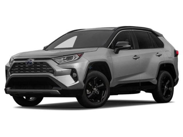 New 2019 Toyota RAV4 Hybrid in Metairie, LA