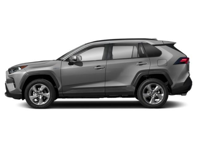 New 2019 Toyota RAV4 Hybrid in Fayetteville, TN