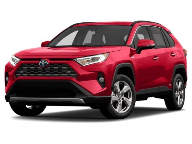 New 2019 Toyota RAV4 Hybrid in Port Angeles, WA