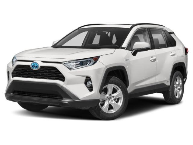 2019 Toyota RAV4 Hybrid XLE All Wheel Drive Power Steering ABS 4-Wheel Disc Brakes Brake Assist
