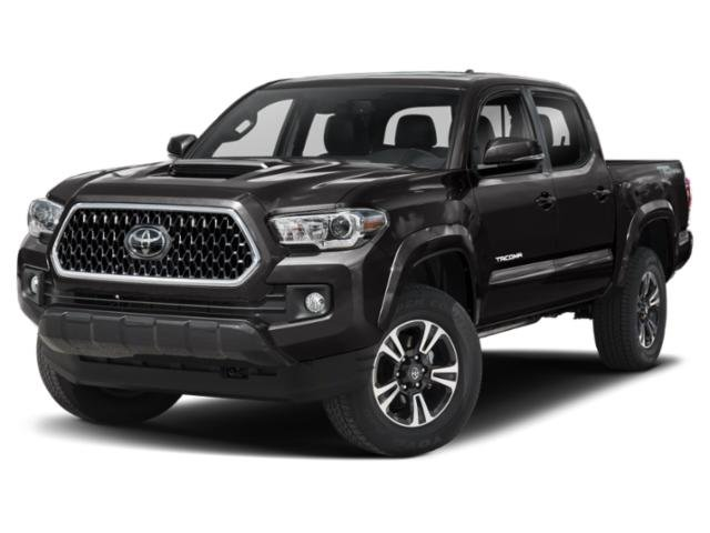 2019 Toyota Tacoma TRD Sport TRD Sport Double Cab 5′ Bed V6 AT Regular Unleaded V-6 3.5 L/211 [18]