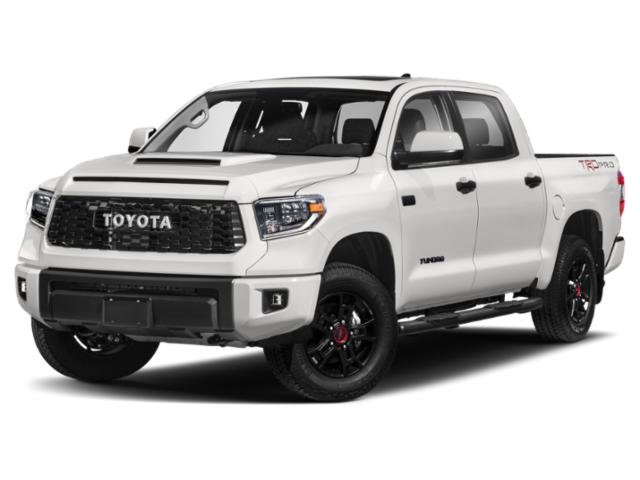 2019 Toyota Tundra 4WD TRD Pro TRD Pro CrewMax 5.5' Bed 5.7L Regular Unleaded V-8 5.7 L/346 [1]
