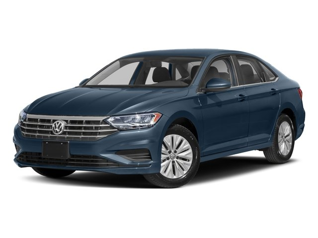 2019 Volkswagen Jetta S Turbocharged Front Wheel Drive Power Steering ABS 4-Wheel Disc Brakes