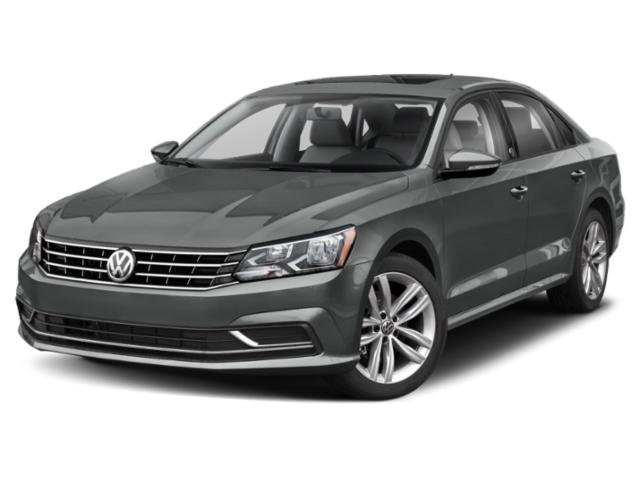 2019 Volkswagen Passat 2.0T Wolfsburg Edition 2.0T Wolfsburg Edition Auto Intercooled Turbo Regular Unleaded I-4 2.0 L/121 [0]