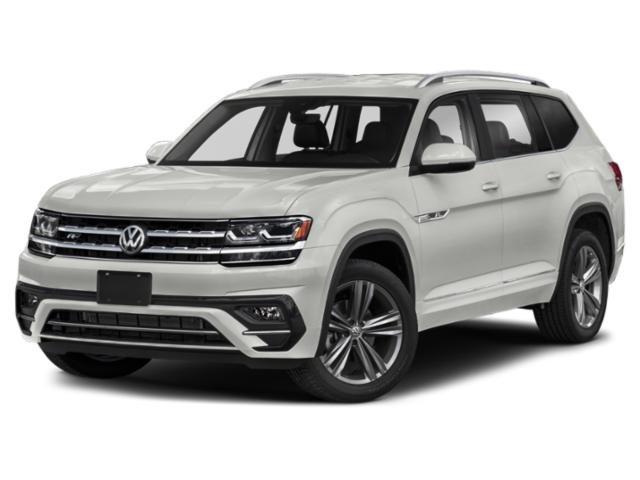 2019 Volkswagen Atlas 3.6L V6 SE with Technology R-Line