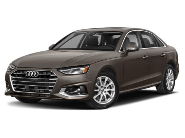 2020 Audi A4 Sedan Premium Plus