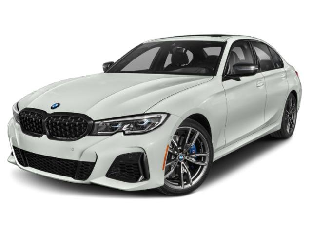 2020 BMW 3 Series M340i xDrive M340i xDrive Sedan Intercooled Turbo Premium Unleaded I-6 3.0 L/183 [5]