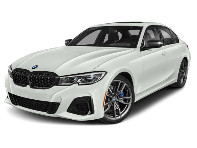 2020 BMW 3 Series M340i xDrive M340i xDrive Sedan Intercooled Turbo Premium Unleaded I-6 3.0 L/183 [17]