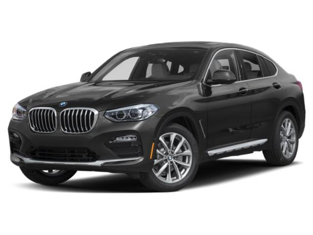 2020 BMW X4 xDrive30i xDrive30i Sports Activity Coupe Intercooled Turbo Premium Unleaded I-4 2.0 L/122 [1]