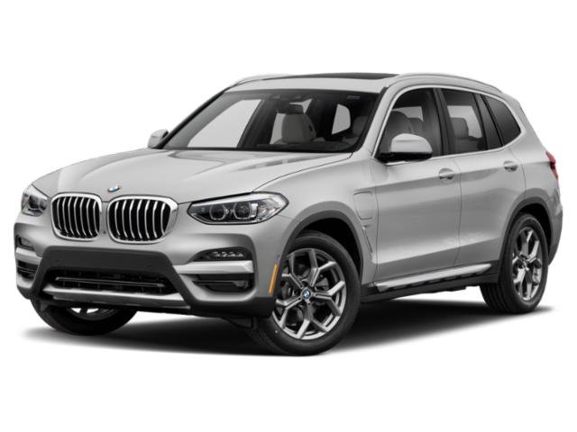 2020 BMW X3 xDrive30e xDrive30e Plug-In Hybrid Intercooled Turbo Gas/Electric I-4 2.0 L/122 [1]