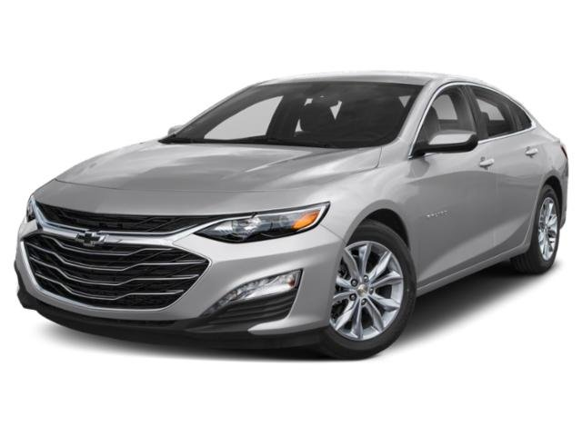 2020 Chevrolet Malibu LT 4dr Sdn LT Turbocharged Gas I4 1.5L/91 [2]
