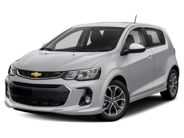 2020 Chevrolet Sonic LT 5dr HB LT w/1SD Turbocharged Gas I4 1.4L/83 [0]
