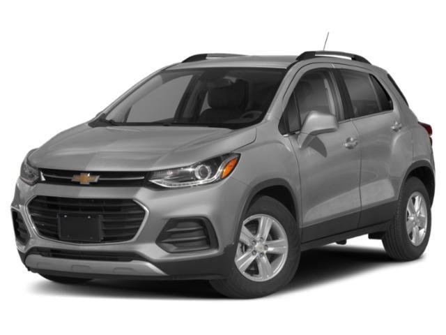 2020 Chevrolet Trax LT AWD 4dr LT Turbocharged Gas 4-Cyl 1.4L/ [1]