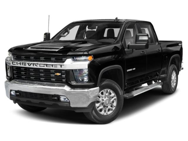 2020 Chevrolet Silverado 2500HD LT  Turbocharged Diesel V8 6.6L/403 [5]