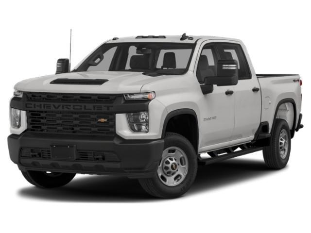2020 Chevrolet Silverado 2500HD Work Truck 2WD Crew Cab 172″ Work Truck Gas V8 6.6L/400 [6]