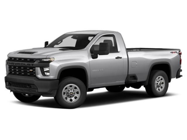 "2020 Chevrolet Silverado 3500HD Work Truck 4WD Reg Cab 142"" Work Truck Turbocharged Diesel V8 6.6L/ [2]"