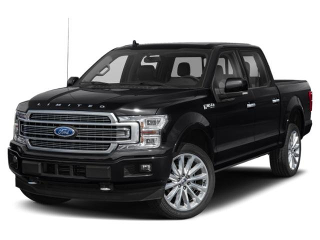 2020 Ford F-150 LIMITED Crew Cab Pickup Slide