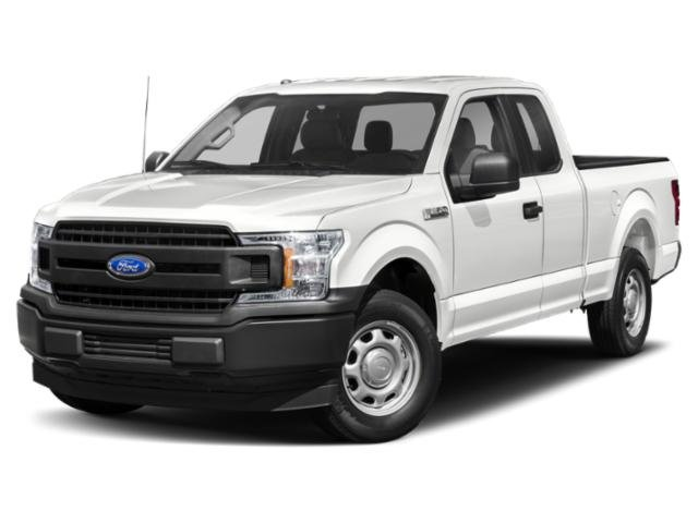 Oxford White 2020 Ford F-150 XL Extended Cab Pickup Winston-Salem NC