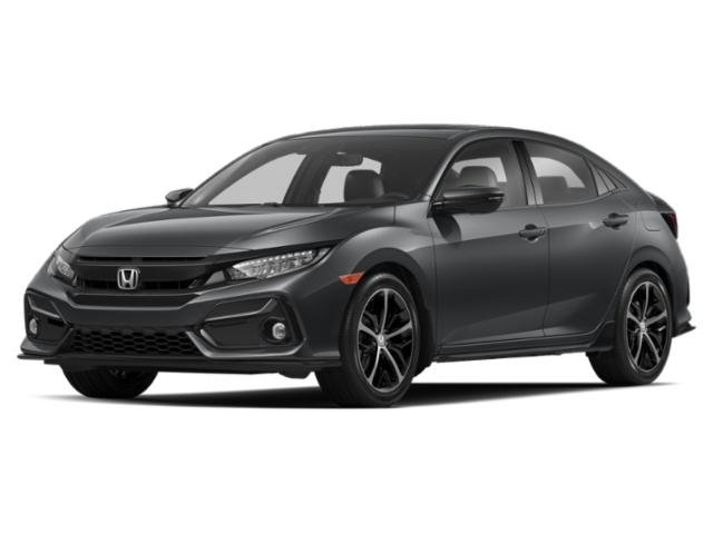 2020 Honda Civic Hatchback at Victory Honda of Jackson