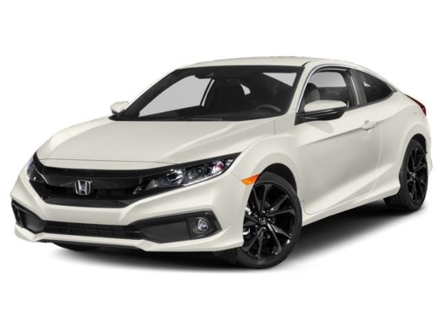 2020 Honda Civic Coupe at Ocean Honda of Whittier