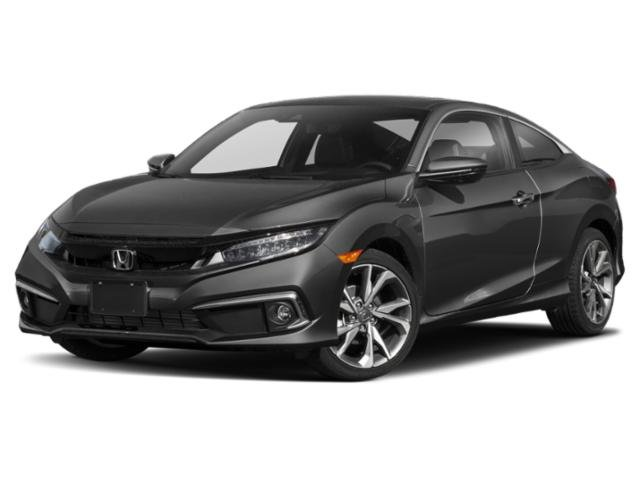 2020 Honda Civic Coupe at Victory Honda of San Bruno