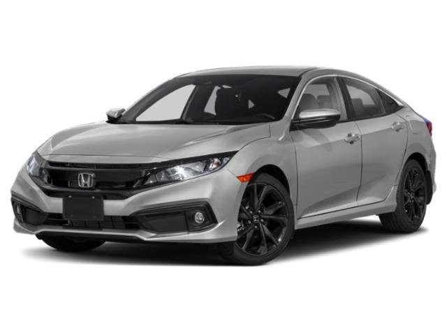 New 2020 Honda Civic Sedan in Torrance, CA