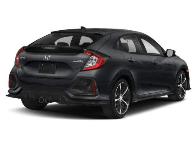 New 2020 Honda Civic Hatchback in Orland Park, IL
