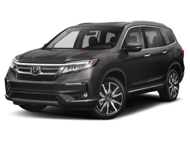 New 2020 Honda Pilot in El Cajon, CA