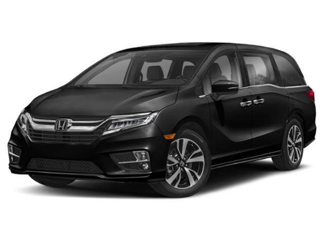 2020 Honda Odyssey Elite Platinum White Pearl