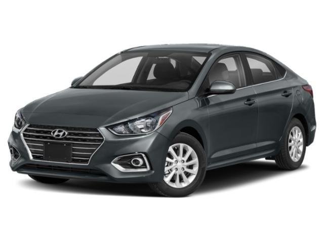 2020 Hyundai Accent SEL SEL Sedan IVT Regular Unleaded I-4 1.6 L/97 [8]