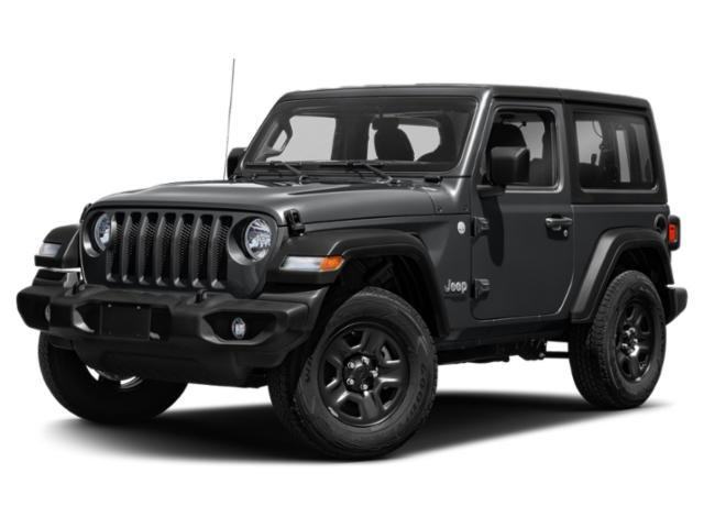 2020 Jeep Wrangler Willys