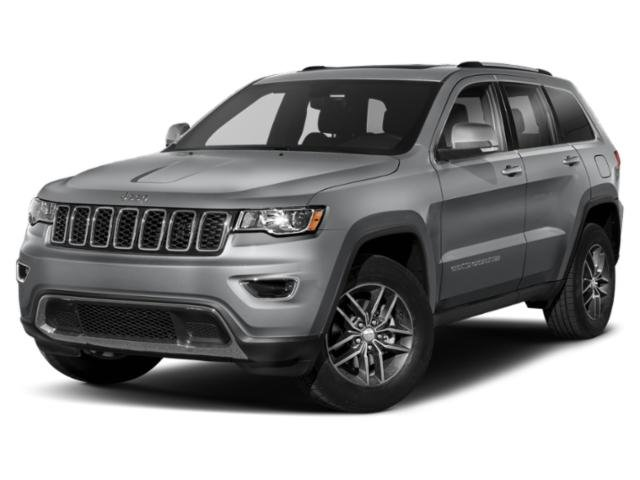 2020 Jeep Grand Cherokee Limited Limited 4x2 Regular Unleaded V-6 3.6 L/220 [1]