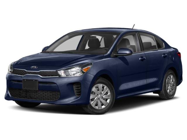 2020 Kia Rio S S IVT Regular Unleaded I-4 1.6 L/98 [12]