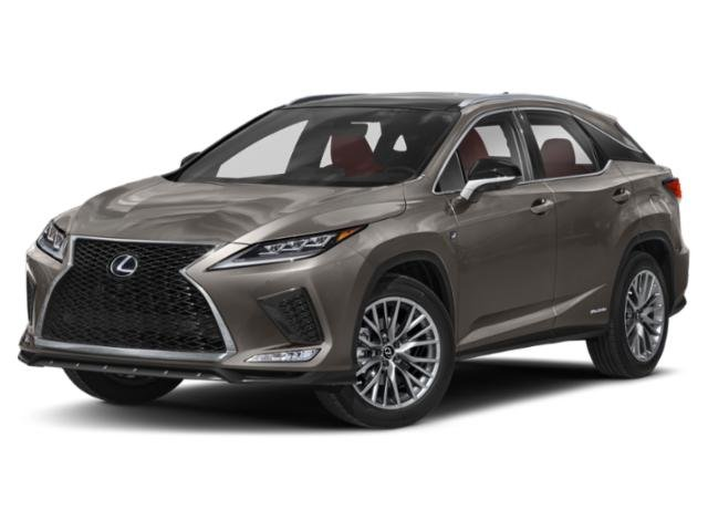 2020 Lexus RX 450h F Sport Performance w/ Nav & Panoramic Sunroof