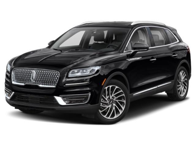 2020 Lincoln Nautilus Standard