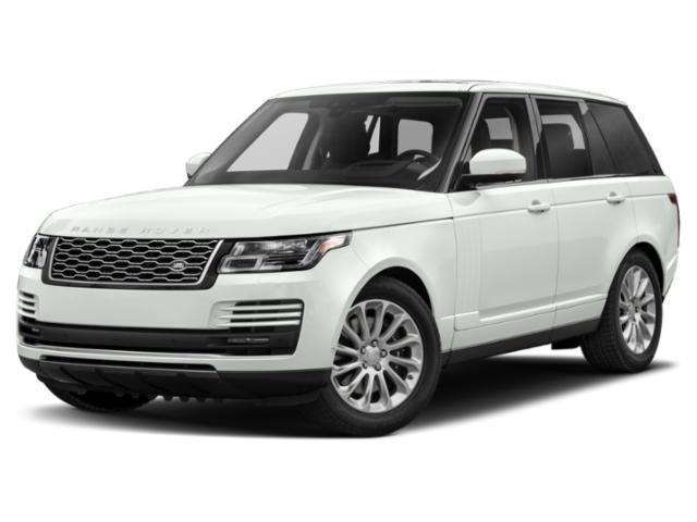 2020 Land Rover Range Rover HSE photo