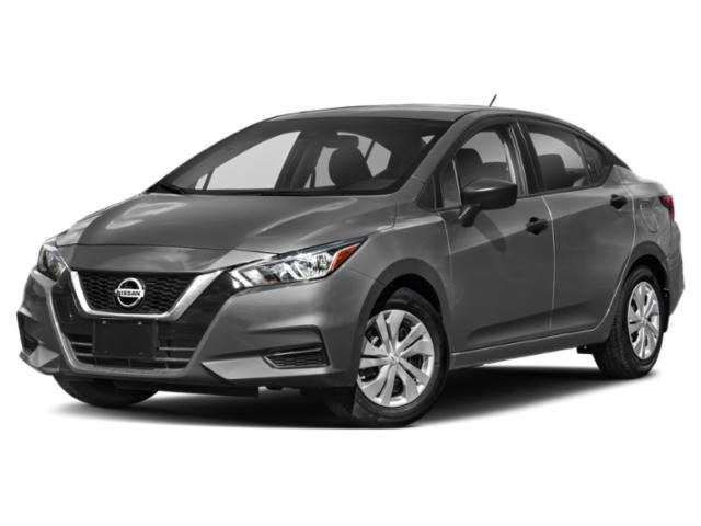 2020 Nissan Versa SV SV CVT Regular Unleaded I-4 1.6 L/98 [0]