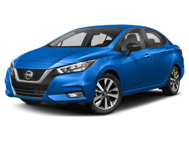 2020 Nissan Versa SR SR CVT Regular Unleaded I-4 1.6 L/98 [39]