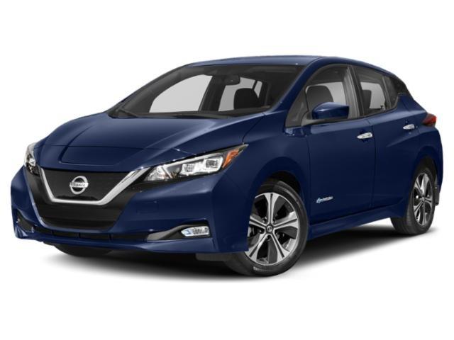 New 2020 Nissan LEAF in Goleta, CA