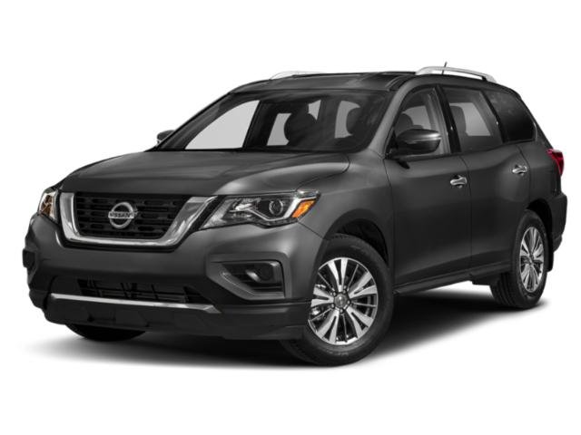 New 2020 Nissan Pathfinder in Oxford, AL