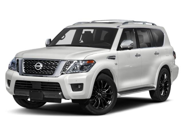 New 2020 Nissan Armada in Kingsport, TN