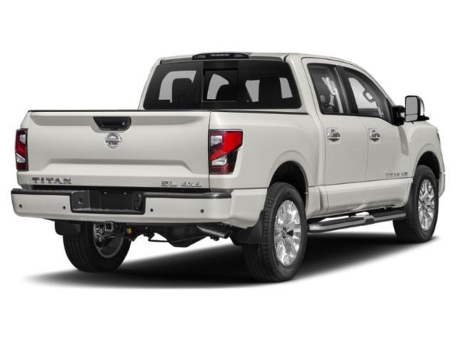 2020 Nissan Titan SL