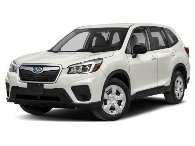 2020 Subaru Forester Premium Premium CVT Regular Unleaded H-4 2.5 L/152 [6]