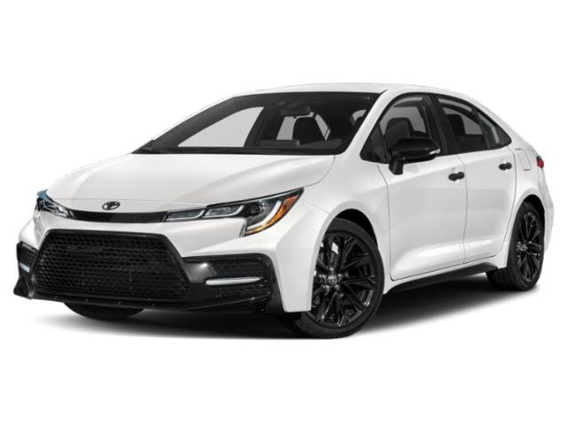 2020 Toyota Corolla SE SE CVT Regular Unleaded I-4 2.0 L/121 [0]