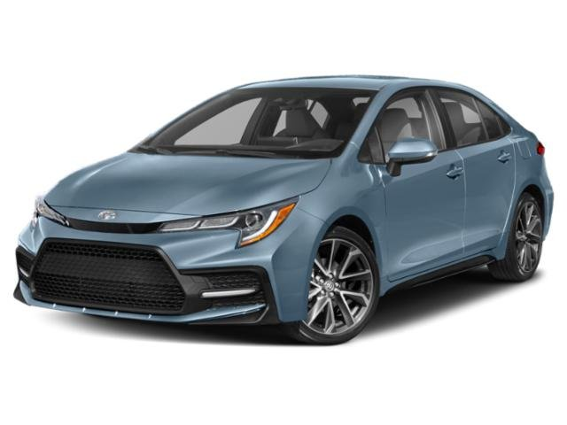 New 2020 Toyota Corolla in Claremont, CA