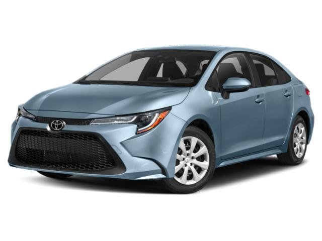 New 2020 Toyota Corolla in Abilene, TX