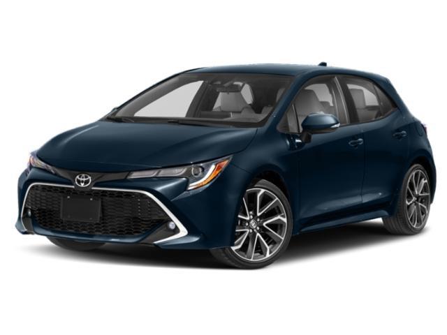 2020 Toyota Corolla Hatchback XSE XSE CVT Regular Unleaded I-4 2.0 L/121 [13]