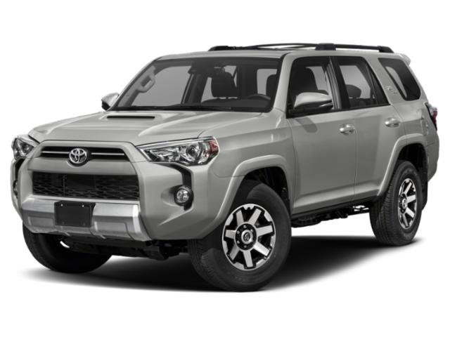 2020 Toyota 4Runner TRD Off Road TRD Off Road 4WD Regular Unleaded V-6 4.0 L/241 [0]