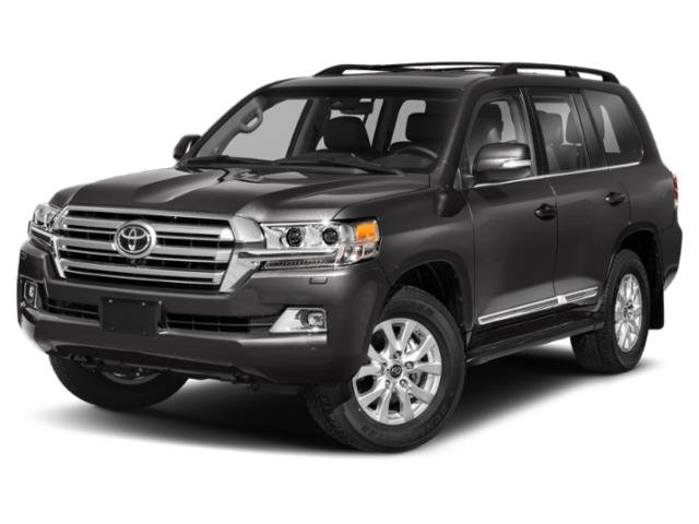 2020 Toyota Land Cruiser Heritage Edition Heritage Edition 4WD Regular Unleaded V-8 5.7 L/346 [0]